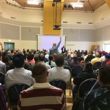 Southall Gasworks Meeting: Where is Council Support for Residents?