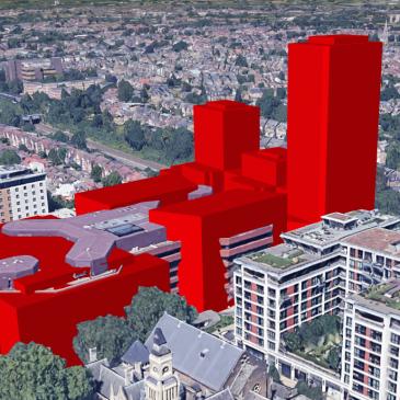 Perceval House Development Plans: 2nd Public Exhibition