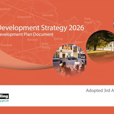 Ealing's Local Plan: So Out of Date that Developers Feel Free to Ignore It