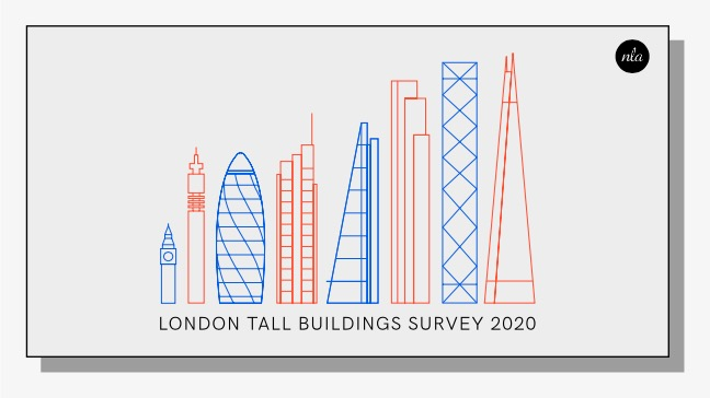 Tall Buildings in London: 2020 Report Available